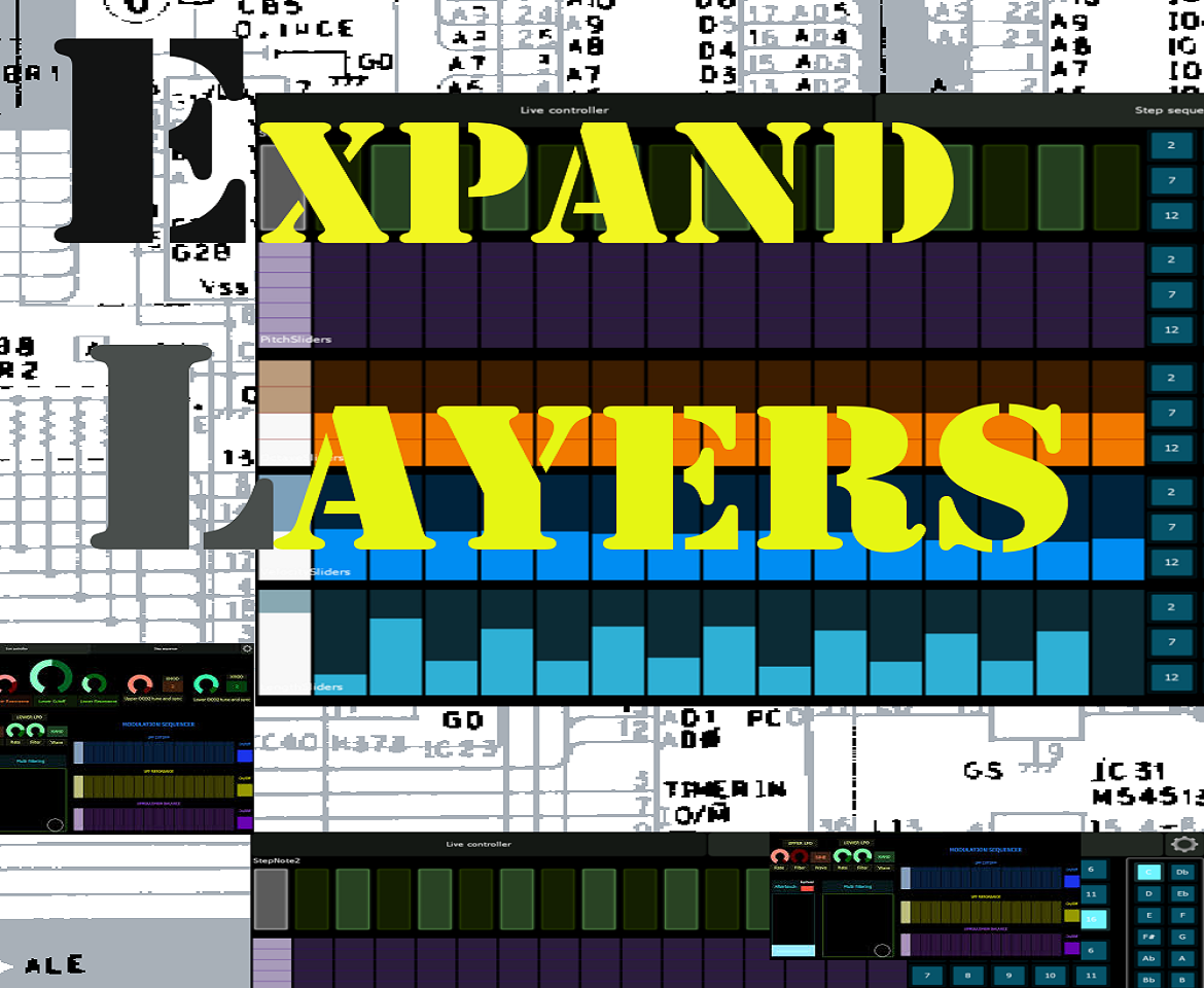 Expand Layers Refill